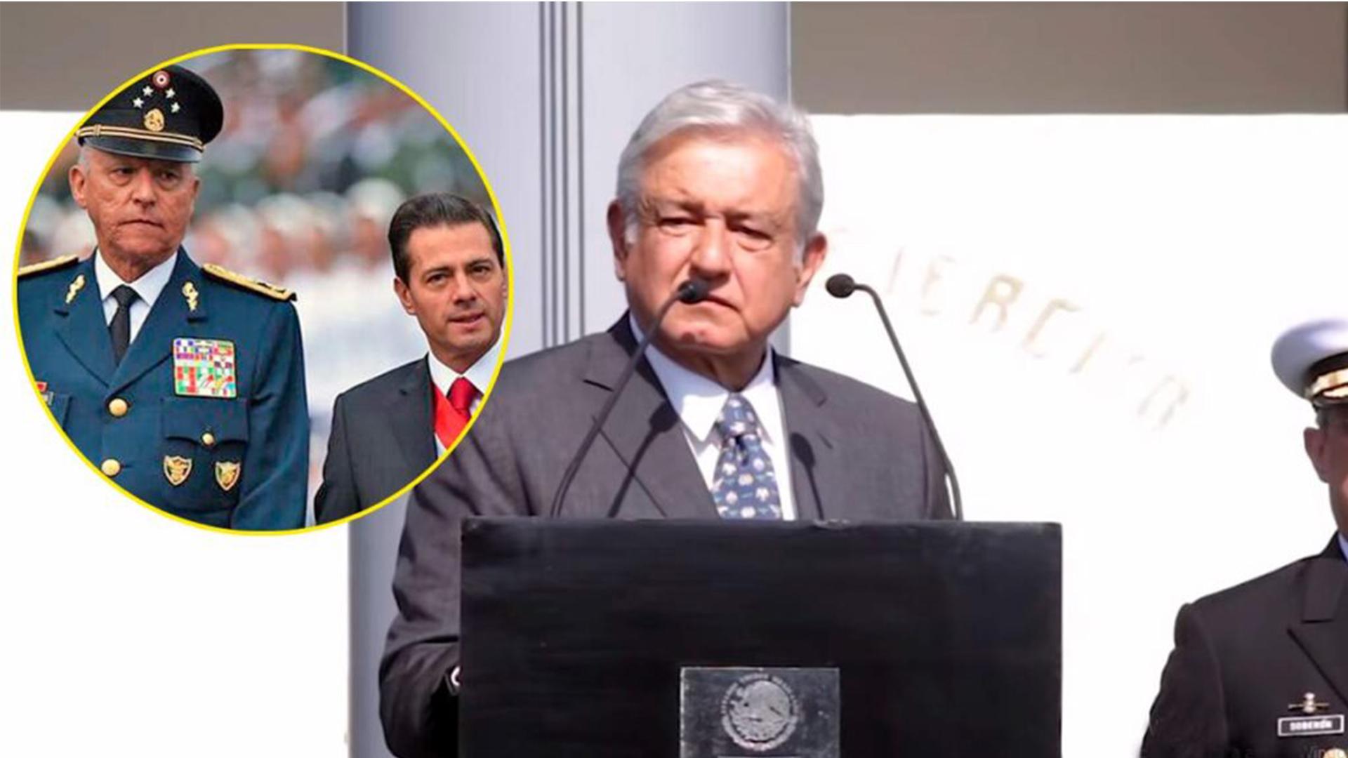 AMLO ordena remover a todos los militares vinculados al caso de Cienfuegos: «No vamos a encubrir a nadie»