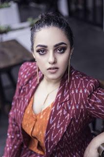 Nithya Menen Poses For Provoke Shoot Photos, Nithya Menen Latest Photos