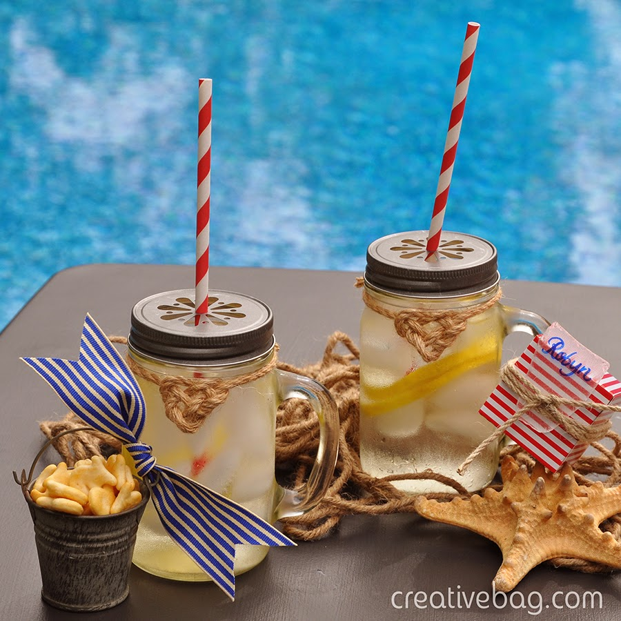 set sail for summer entertaining with creativebag.com