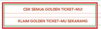 Fungsi dan cara menggunakan golden ticket shopee
