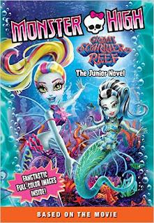 Monster High Great Scarrier Reef มอนสเตอร์ ไฮ ผจญภัยสู่ใต้บาดาล