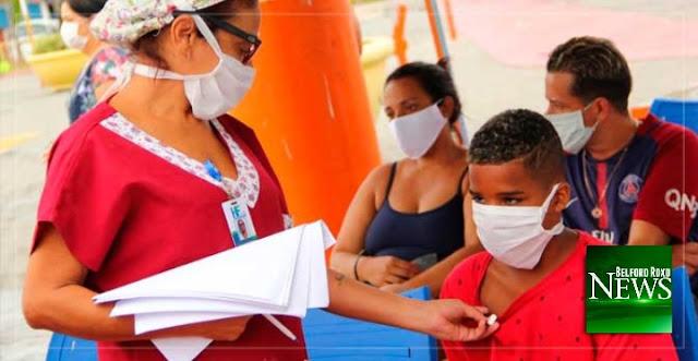 Projeto Saúde Presente oferece atendimento médico em Belford Roxo