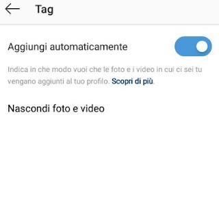 Privacy Instagram