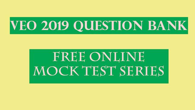VEO Free Online Mock Tests 2019