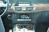 Mercedes CLS 350 AMG 2014 kiểu dáng đẹp mắt và thể thao nội thất màu Đen