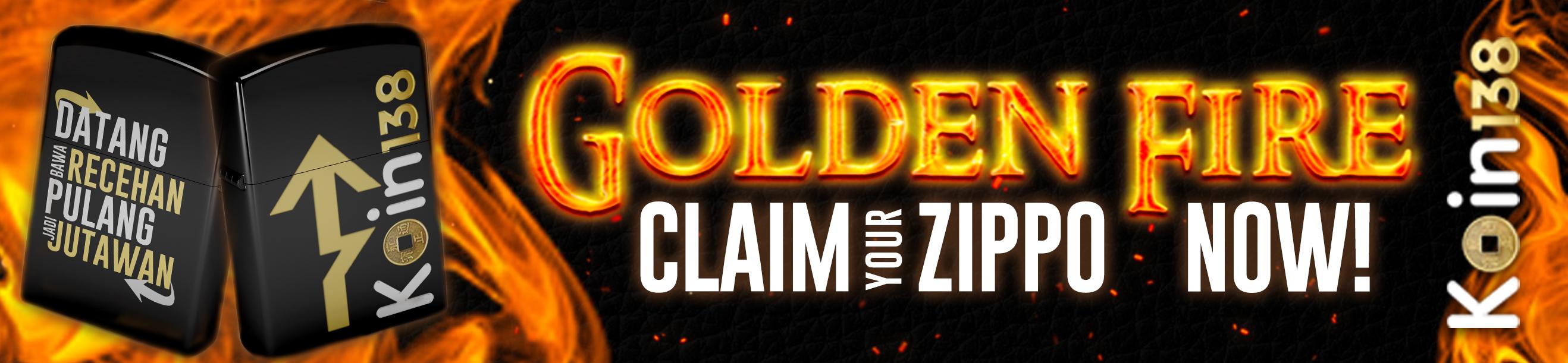 Golden Fire Koin138