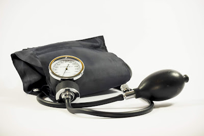 Black-Blood-Pressure-Monitor-Machine