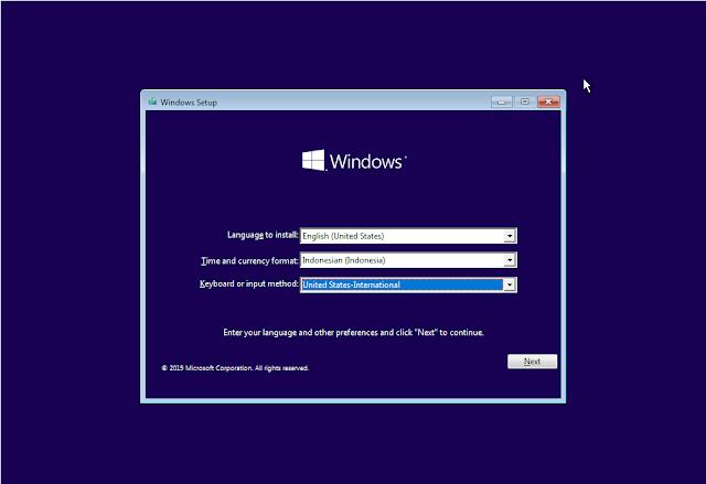 Cara instal Windows 10 Pro untuk pemula-2