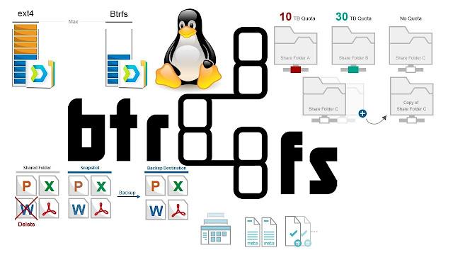 Lançado btrfs-progs 5.1.1