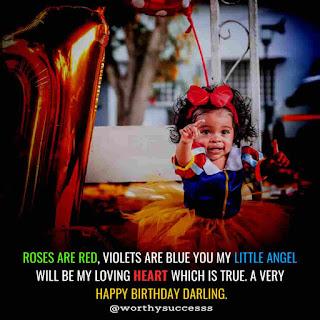 Granddaughter Birthday Wishes