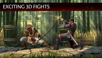 تحميل لعبة shadow fight 3 مهكرة اخر اصدار