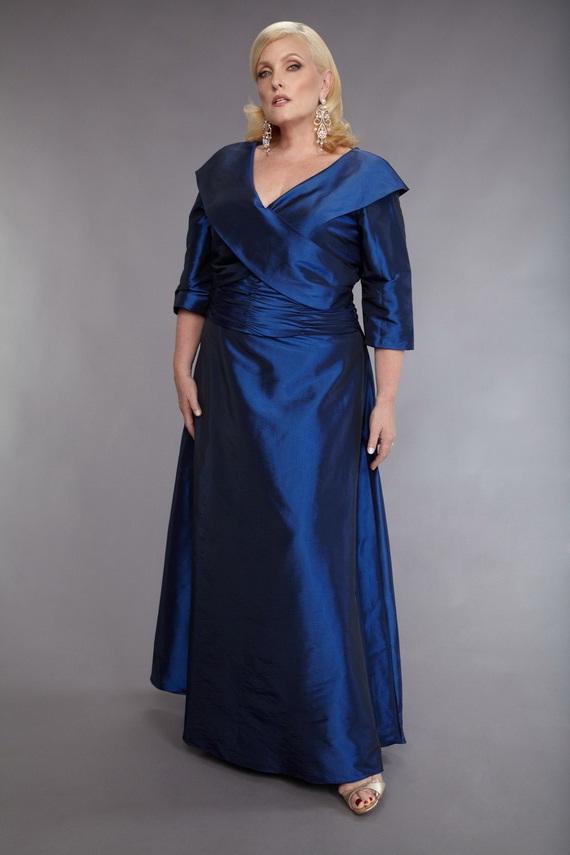 Bridesmaid Dresses: Mother Of The Bride Plus Size Dresses