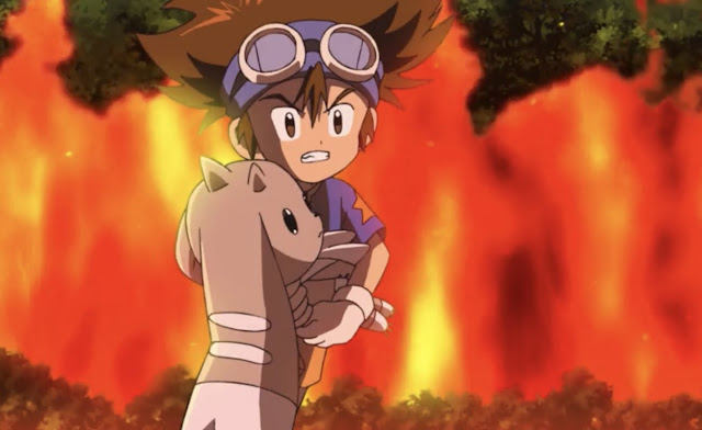 Digimon Adventure: (2020) Episode 29 Subtitle Indonesia