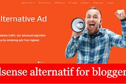 Google adsense alternatif for blogger