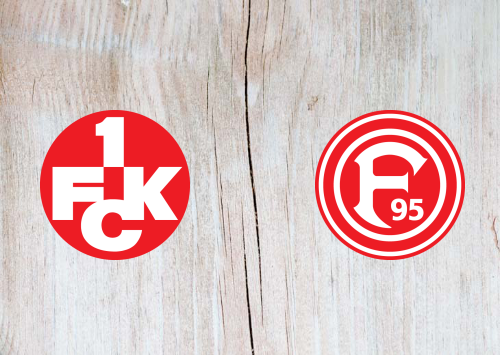 Kaiserslautern vs Fortuna Dusseldorf -Highlights 4 February 2020