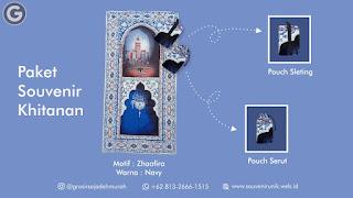 paket souvenir khitanan | +62 813-2666-1515