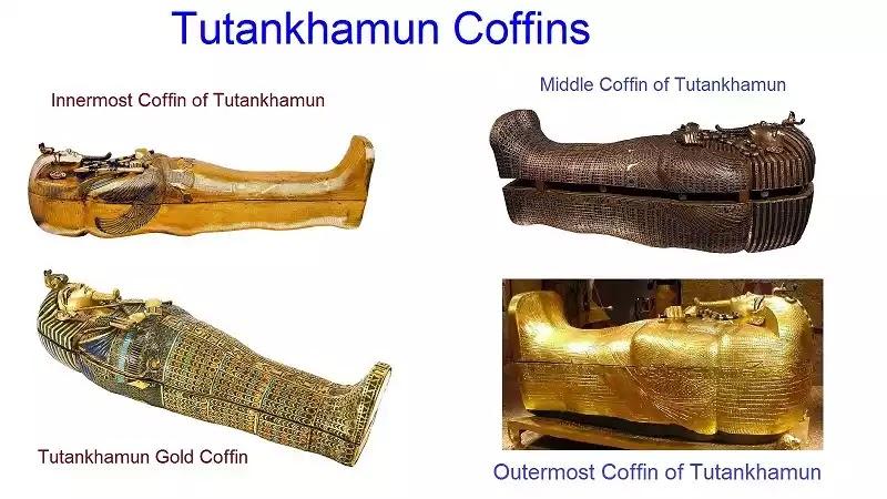 Tutankhamun Coffins