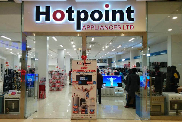 New Hotpoint retail shop opened in CBD photo