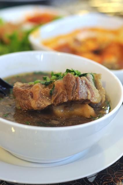 Pork Rib Kiam Chye Tng Singapore