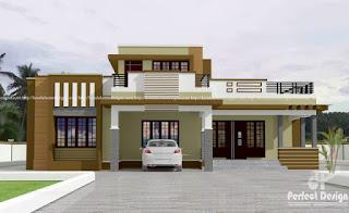 Desain rumah minimalis modern 2019.