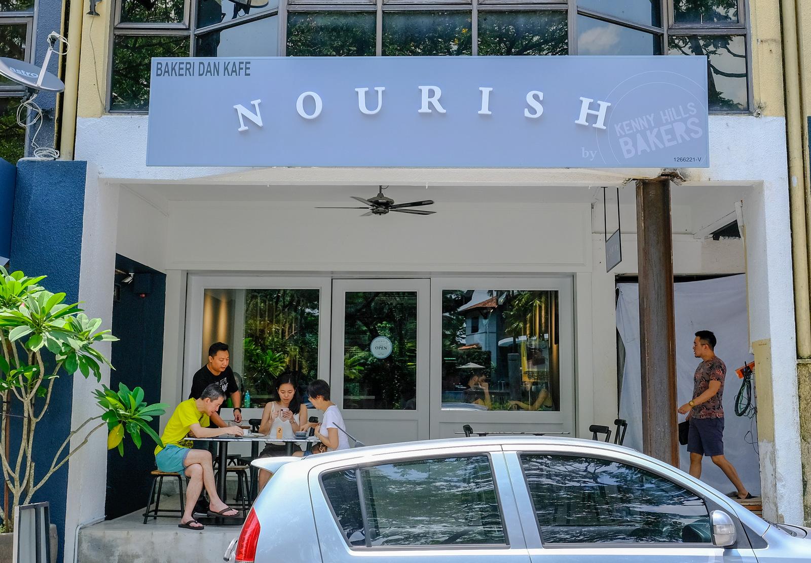 nourish, damansara heights
