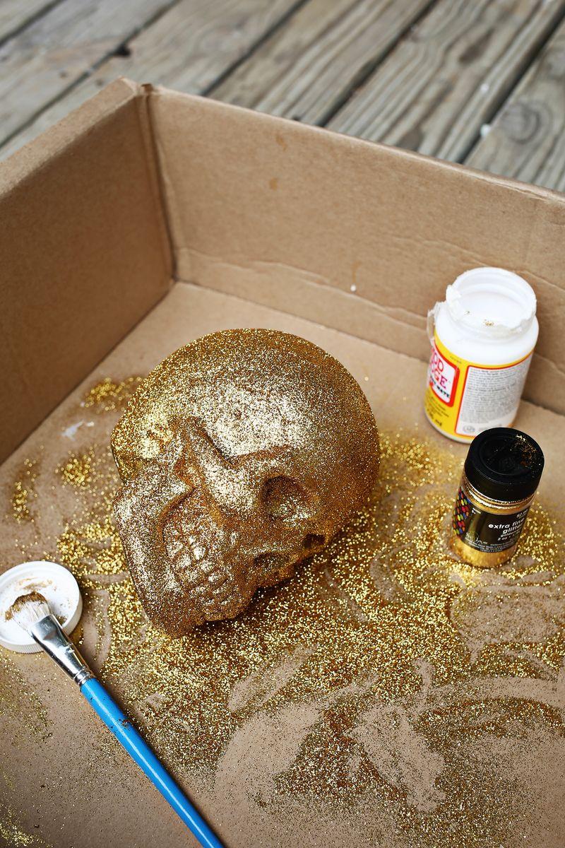 Diy para Halloween by Habitan2 | 3 formas de decorar una calavera | Eventos personalizados