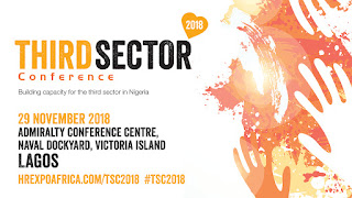 Third Sector Conference 2018 - Reformation, Positive Orientation and Actionable Strategies!