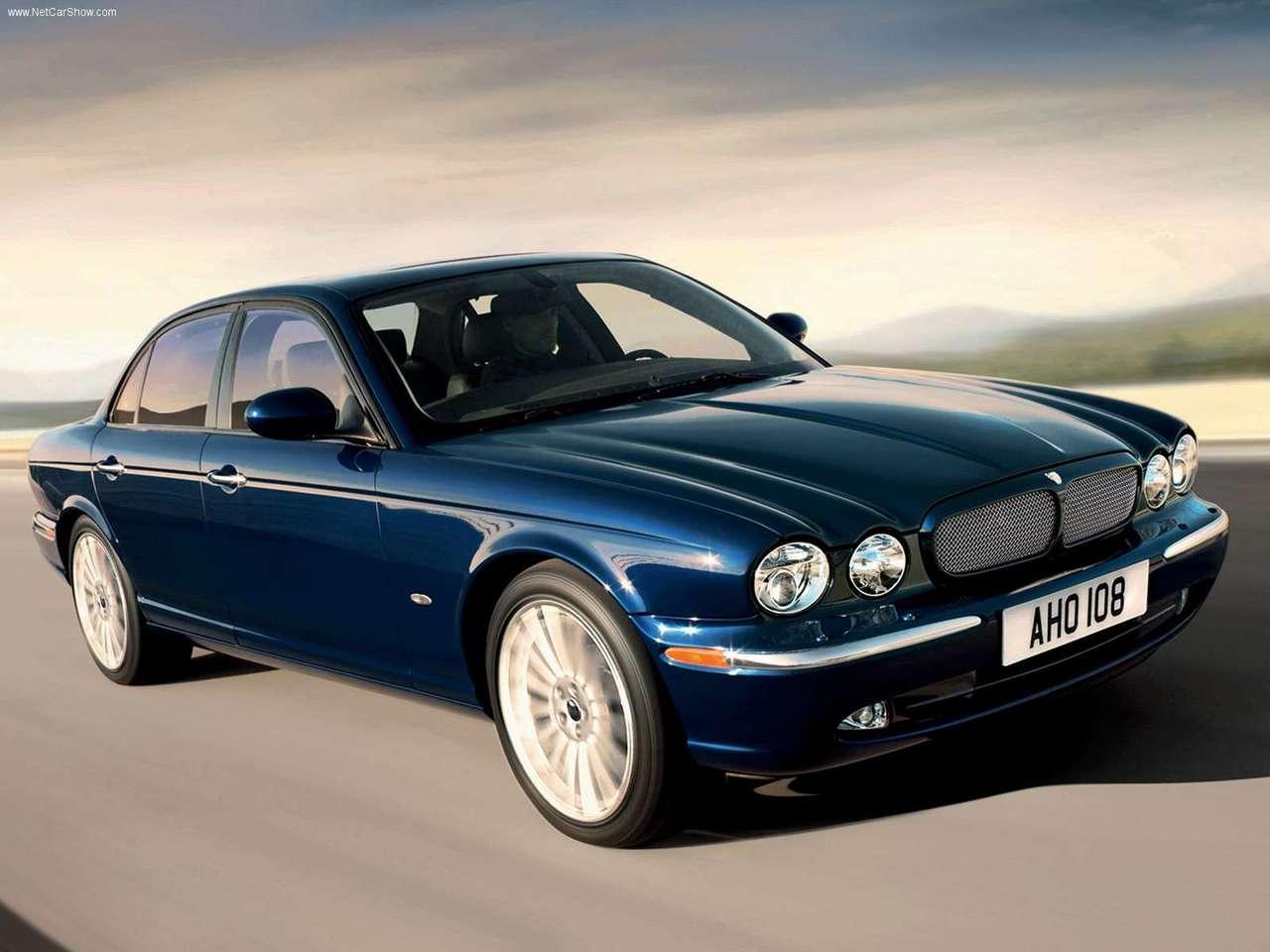 Jaguar XJ (2006)
