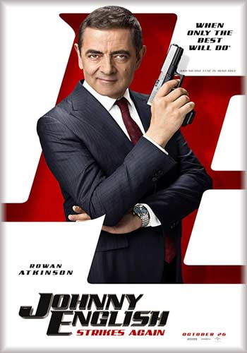 Johnny English Strikes Again 2018 x264 720p BluRay