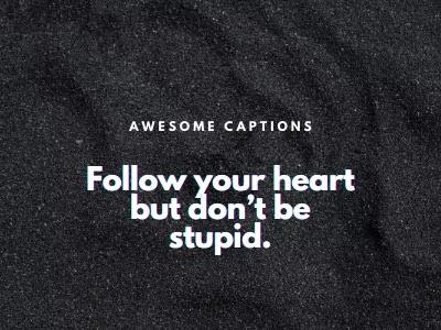 single line quotes