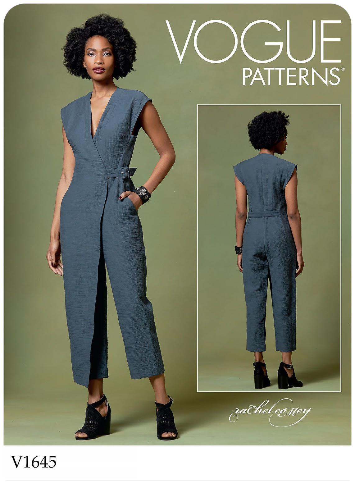 Vogue Patterns 1645 - #V1645
