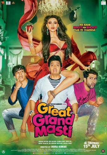 Great Grand Masti 2016 Full Movie HD Download Hindi  720p [1.2GB] Download.