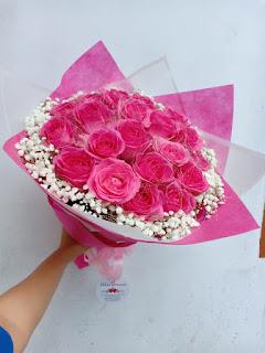 Bunga Rangkaian Valentine 7