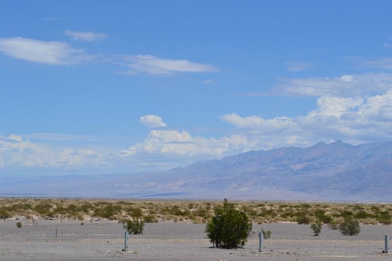 Vallée de la Mort, Californie, death valley, nevada