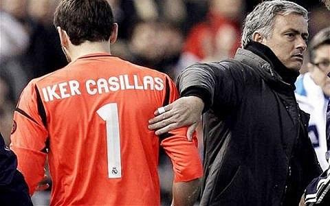 Mourinho công khai trù dập công thần Casillas