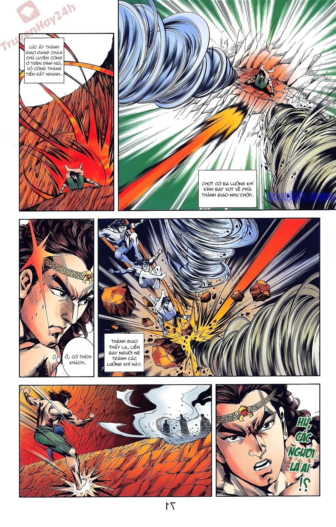 Tần Vương Doanh Chính chapter 44 trang 23