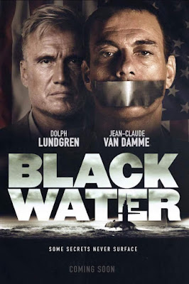 Black Water 2018 DVD R2 PAL Spanish