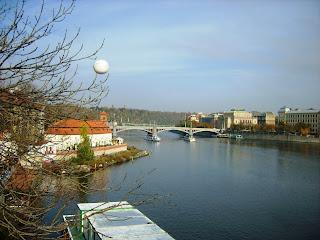 НЛО в Праге