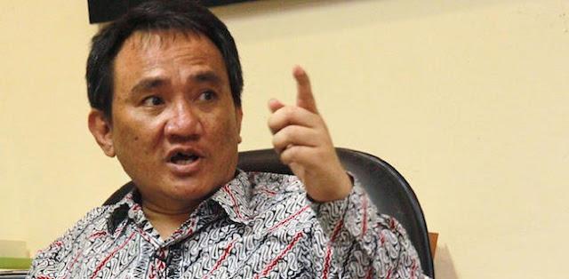 Sindir Andre Rosiade, Andi Arief: Hanya Orang Gila Yang Mau Interpelasi Irwan Prayitno