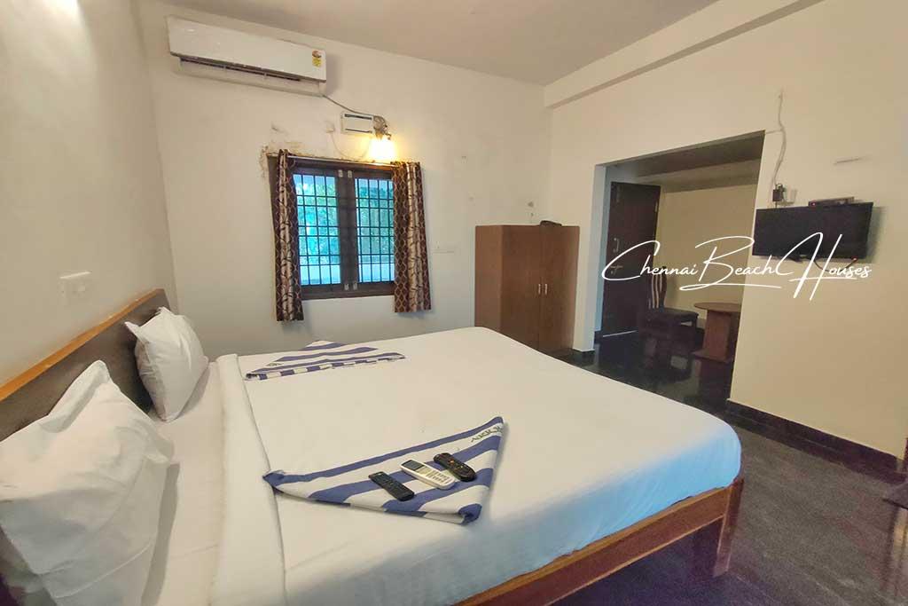 resorts for rent in mahabalipuram