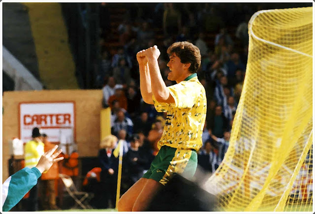 Newman Norwich 1992-93