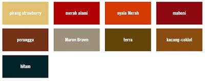 Henna-Hair-Dye-Colors-Chart-Cat-Powder