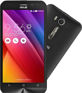 Recovery Mode Asus Zenfone 2 Laser Z00RD