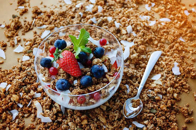 low-bloat diet plan