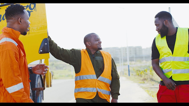 Kijiwe Nongwa Video By Rostam