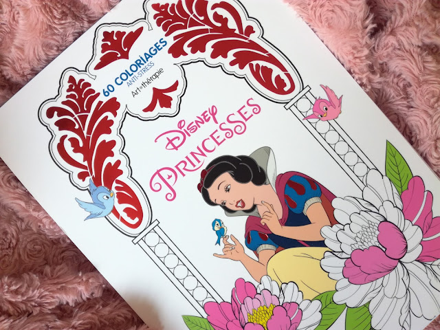 Coloriages Disney Princesses
