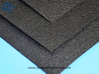 high quality testured hdpe geomembrane liner