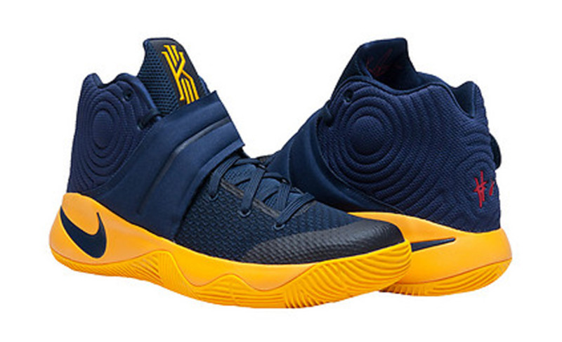 Another Cavs colorway of Kyrie 2 just dropped  2676a4c88