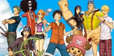 One Piece Movie 11: Mugiwara Chase 3D Subtitle Indonesia