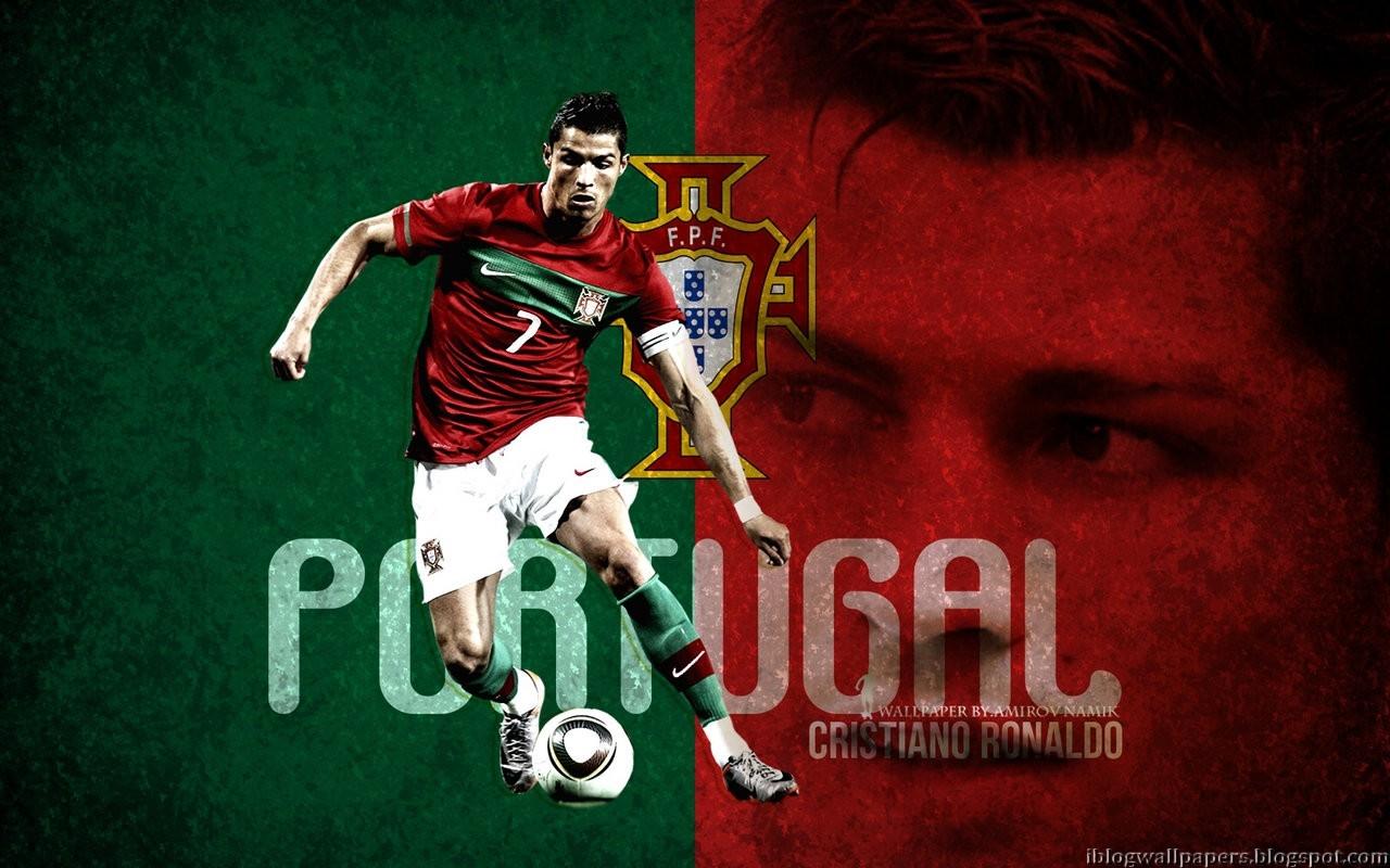 Cristiano Ronaldo Portugal Wallpaper HD
